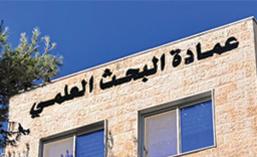 الكليات والعمادات  في جامعة عمان الاهلية