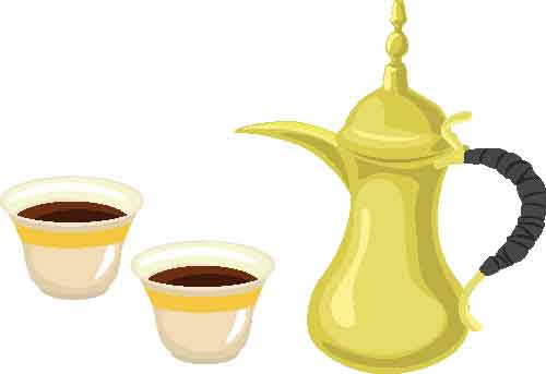 Arabian Coffee Name